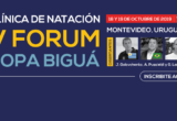 El 18 y 19 de octubre, se desarrollará la quinta edición del Forum Copa Biguá: una instancia de capacitación y actualización sobre metodologías de enseñanza y entrenamiento dirigida a nadadores, […]